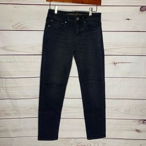 American Eagle Outfitters • black skinny jeans